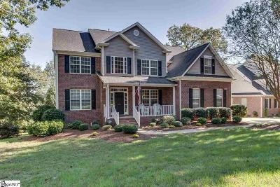 Easley Single Family Home For Sale: 712 Shefwood