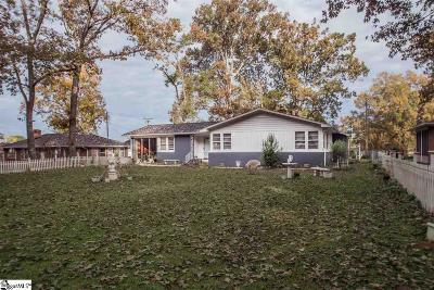 Anderson Single Family Home For Sale: 109 Tanglewood