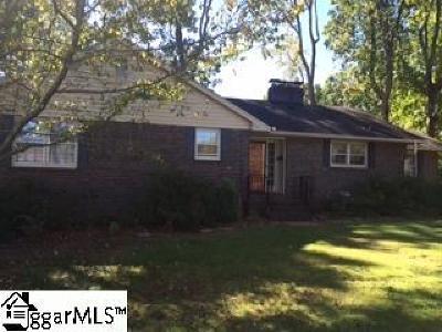 Greenville Rental For Rent: 517 Dellwood