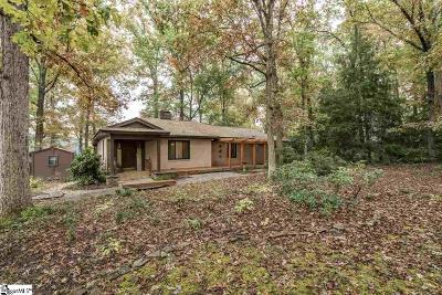 Greenville SC Single Family Home For Sale: $199,000