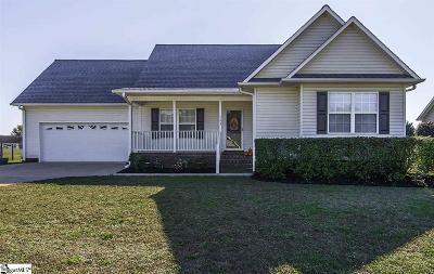 Boiling Springs Single Family Home For Sale: 143 Summer Lady
