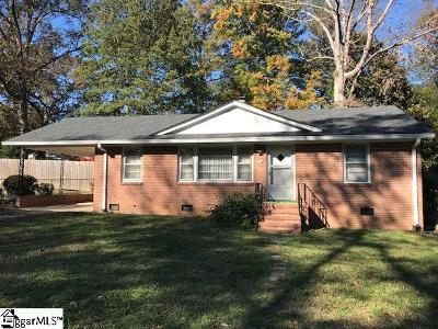 Taylors Single Family Home Contingency Contract: 3 Forestwood