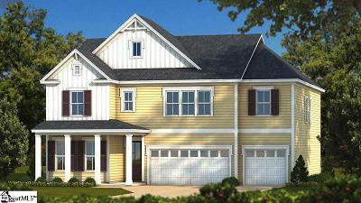 Jones Mill Crossing Single Family Home For Sale: 901 Berwick #Lot 58