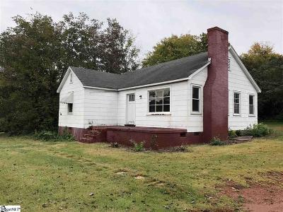 Spartanburg Single Family Home For Sale: 301 Ammons