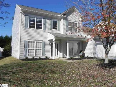 Simpsonville Single Family Home For Sale: 18 Irish Moss