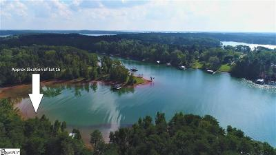 Anderson Residential Lots & Land For Sale: 619 Jackson