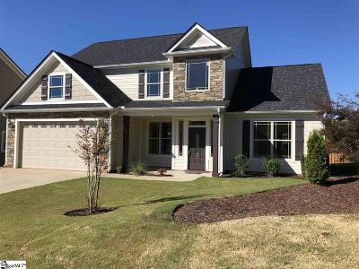 Spartanburg Single Family Home For Sale: 602 Cub Branch