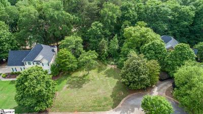 Spartanburg Residential Lots & Land For Sale: 645 Innisbrook