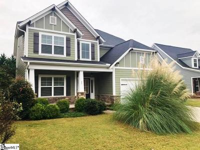 Greenville Single Family Home For Sale: 11 Firnstone