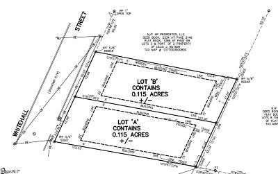 Greenville Residential Lots & Land For Sale: 106 Whitehall