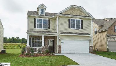 Simpsonville Single Family Home For Sale: 141 Lake Grove