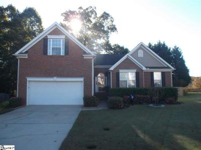Greenville County Single Family Home Contingency Contract: 29 Shadowrock