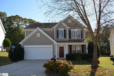 Greenville Rental For Rent: 105 Shairpin