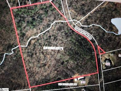 Taylors Residential Lots & Land For Sale: Thurston