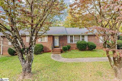 Greenville Rental For Rent: 3309 E North