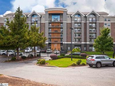 Greenville SC Condo/Townhouse For Sale: $234,000