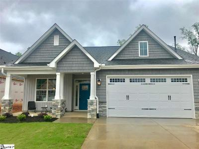 Mauldin Single Family Home For Sale: 42 Golden Apple