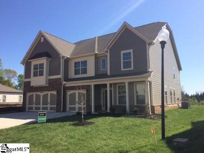 Simpsonville Single Family Home For Sale: 306 Glencairn