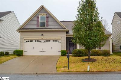 Greenville Single Family Home For Sale: 6 Norwell
