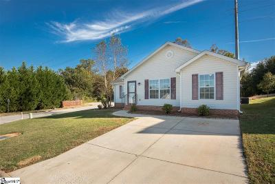 Greer Single Family Home Contingency Contract: 401 Juniper Leaf