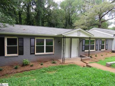 Greenville Rental For Rent: 326 Loop #Unit# F