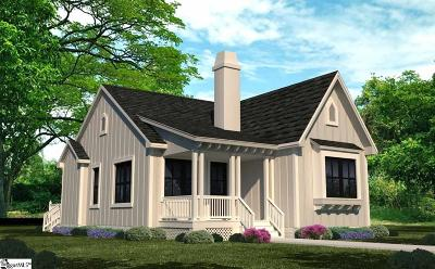 Pleasant Valley Single Family Home Contingency Contract: 406 Longhill