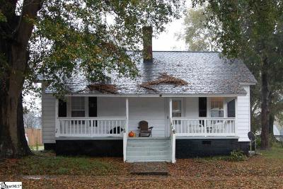 Simpsonville Single Family Home Contingency Contract: 113 Iselin