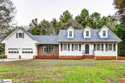 Anderson Single Family Home For Sale: 203 Sweet Gum