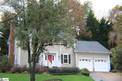 Taylors Single Family Home For Sale: 30 Bernwood
