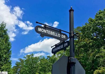 Greenville Residential Lots & Land For Sale: 421 Montebello