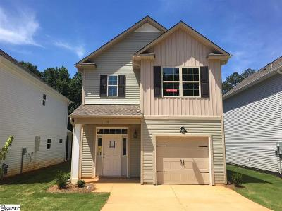 Simpsonville Single Family Home For Sale: 115 Wheaton