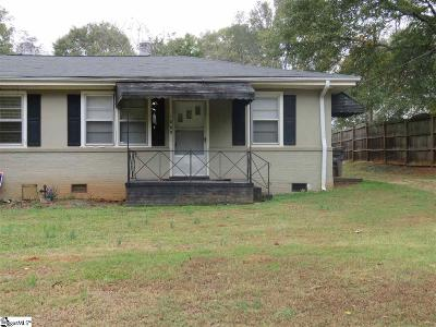Greenville Rental For Rent: 106 B Long Forest