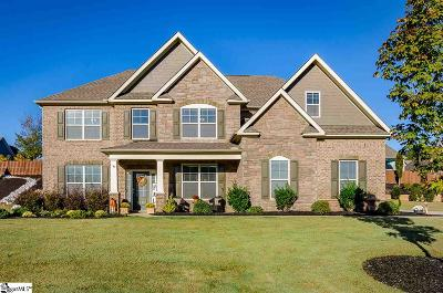 Anderson Single Family Home For Sale: 1007 Winmar
