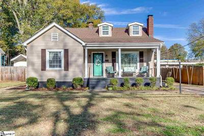 Greenville Single Family Home For Sale: 36 Ackley