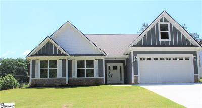Greer Single Family Home For Sale: 2624 Holiday