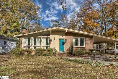 Taylors Single Family Home Contingency Contract: 313 Elaine