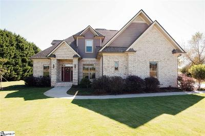 Greer Single Family Home For Sale: 314 Air Park