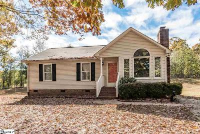 Simpsonville Single Family Home For Sale: 110 Pinonwood