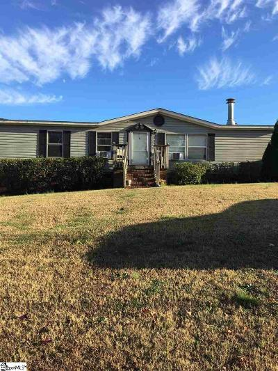 Fountain Inn Mobile Home For Sale: 310 Walnut Crest