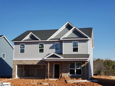 Greer Single Family Home For Sale: 508 Rome #Lot 43