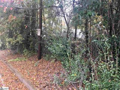 Greenville Residential Lots & Land For Sale: 325.1 Rice