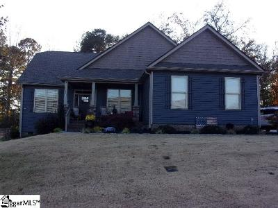 Easley Single Family Home For Sale: 1007 Freshwater