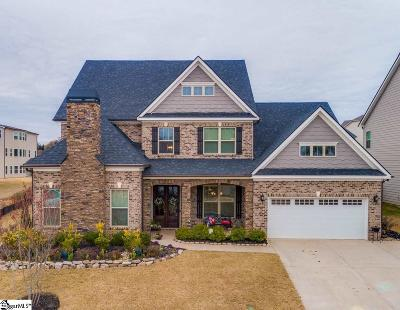 Simpsonville Single Family Home For Sale: 24 Quiet Creek