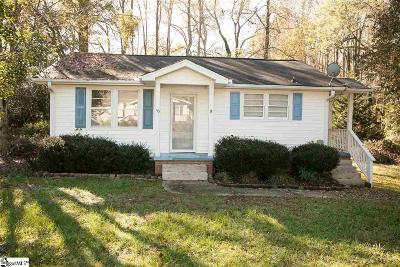Easley Single Family Home For Sale: 113 Augusta