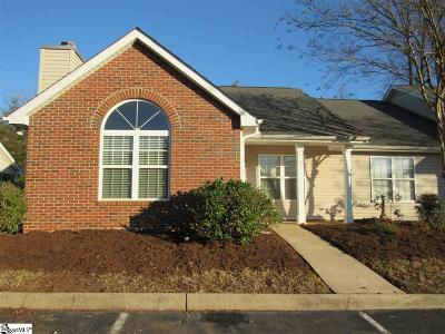 Greer Condo/Townhouse For Sale: 23 Enoree View