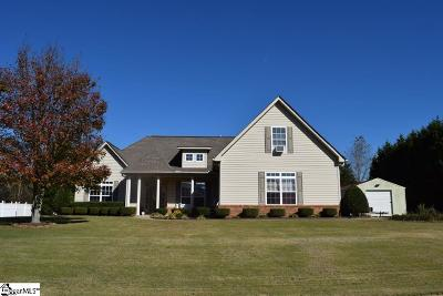 Anderson SC Single Family Home For Sale: $279,900