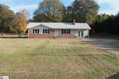Easley Single Family Home Contingency Contract: 203 W Roper