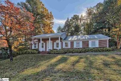 Easley Single Family Home For Sale: 104 Nancy
