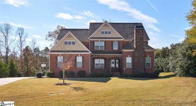 Piedmont Single Family Home Contingency Contract: 2 Great Lawn