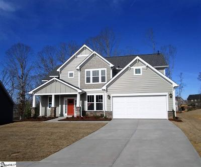 Simpsonville Single Family Home For Sale: 904 Lockhurst
